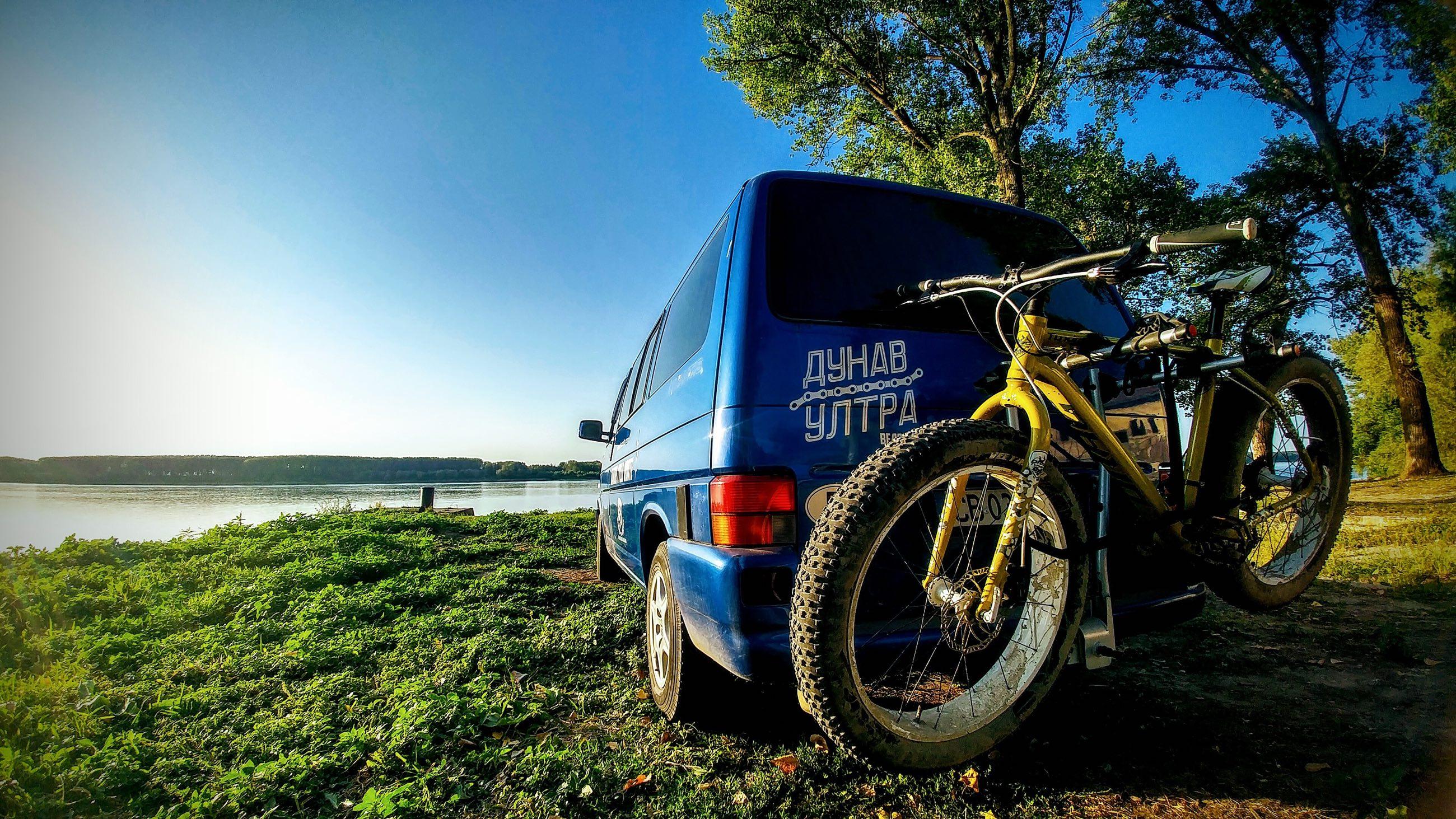"""Веломаршрут """"Дунав Ултра"""" – или поречието на Дунав като меката за приключение на колела"""