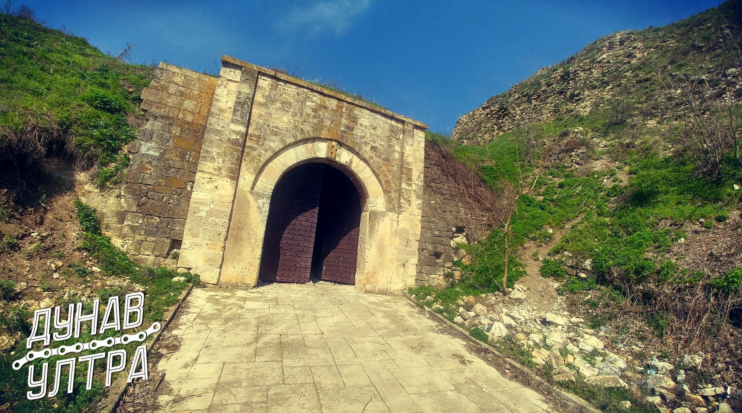Dunav Ultra 101: The Nikopol Fortress and today's Shishman Gate