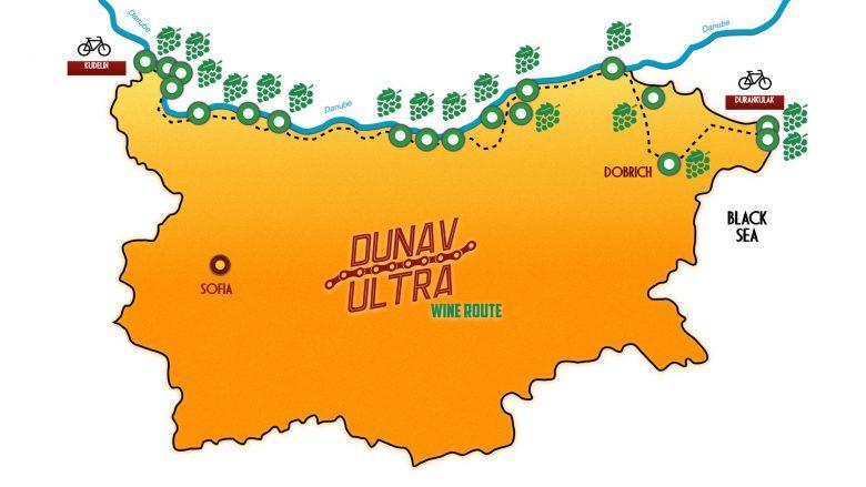 dunav ultra wine route