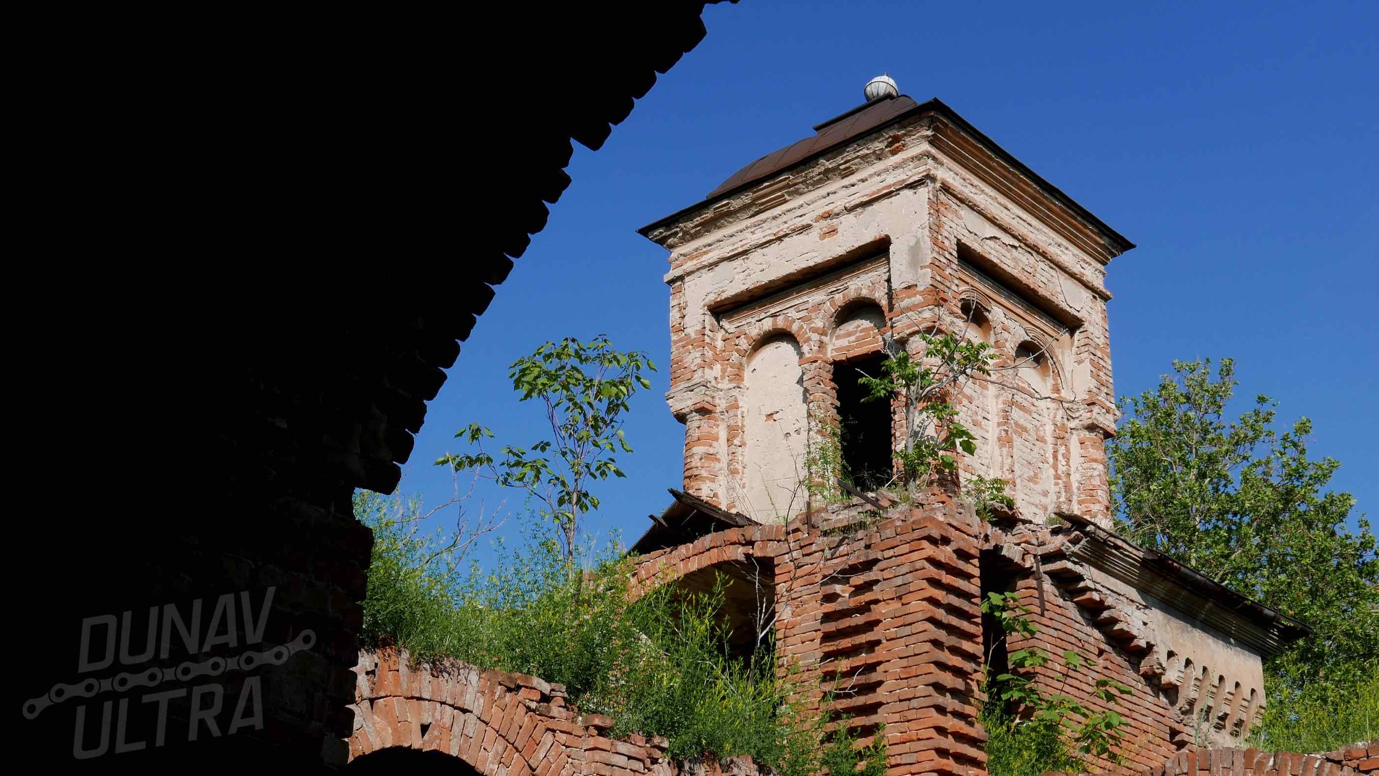 Dunav Ultra 101: The Synagogue of Vidin