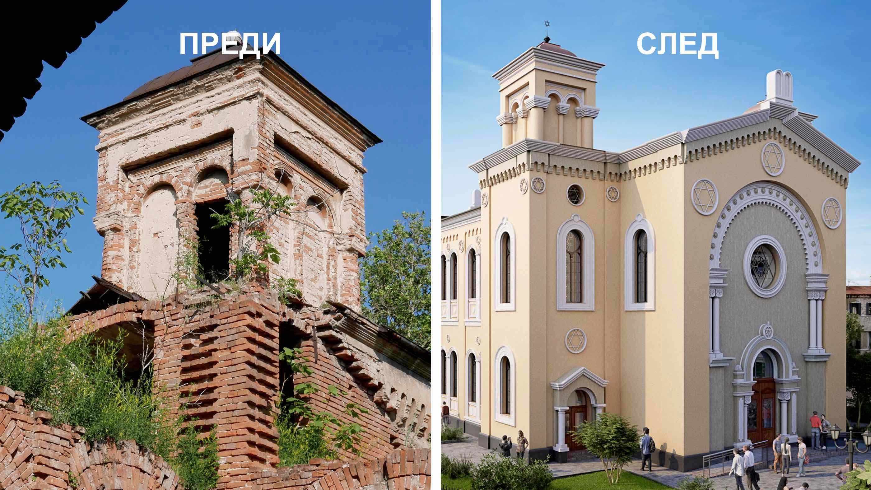 Чудесата на Дунав Ултра: Синагогата във Видин