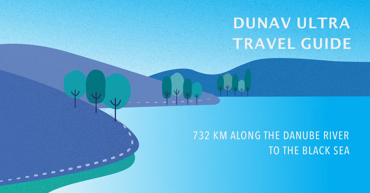 "A ""3-in-1"" Dunav Ultra printed travel guide is coming soon…"