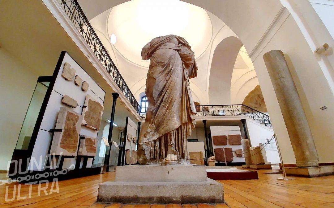 Вижте статуята на Фортуна (Улпия Ескус) в уникална 360 градуса разходка