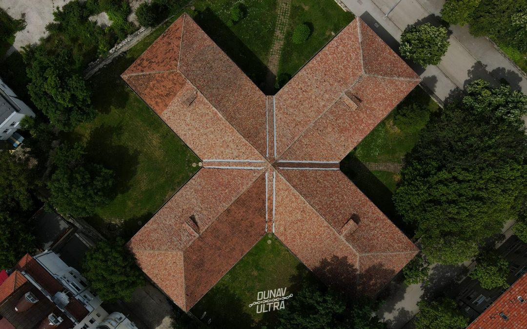 Кръстатата казарма във Видин