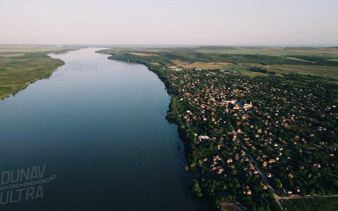 Новоселска гъмза и птичи полет над с. Ново село