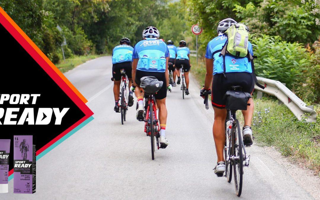 Sport Ready – В полза на (дунав) ултра колоездачи